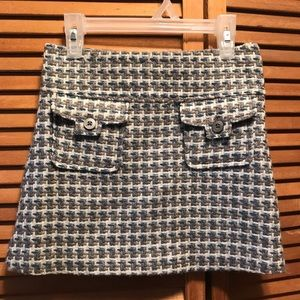 Gymboree Boucle Tweed Skirt